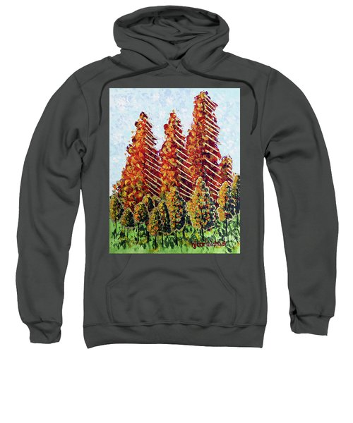 Autumn Christmas Sweatshirt