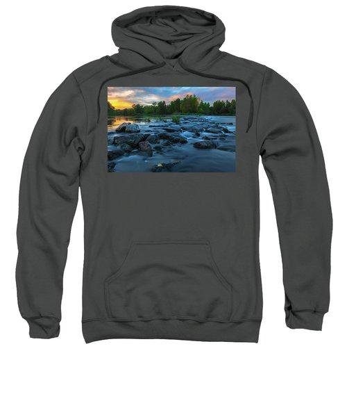 Autumn Comes Sweatshirt