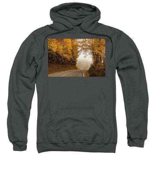 Autumn Drive North Carolina Sweatshirt