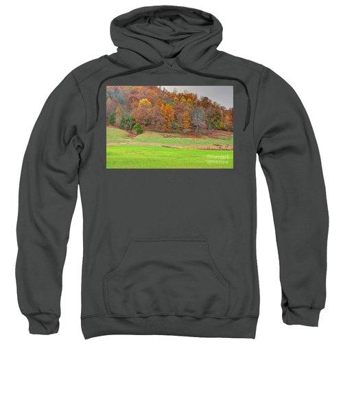 Autumn Hillside Sweatshirt