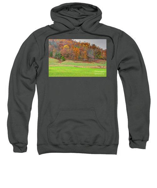 Autumn Hillside Sweatshirt