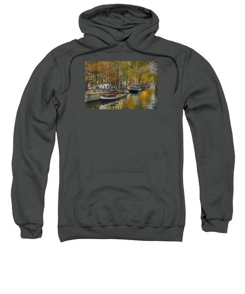 Autumn In Amsterdam Sweatshirt