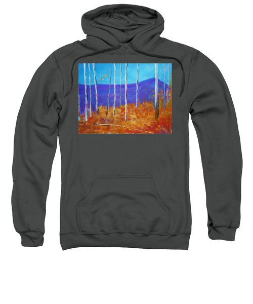 Autumn In Cloudcroft Sweatshirt