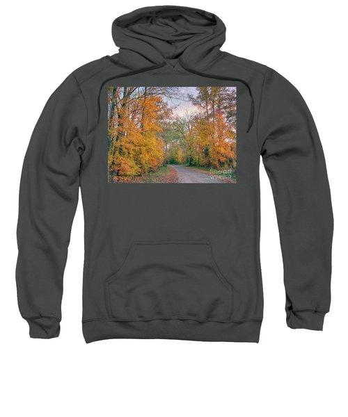 Autumn In East Texas Sweatshirt