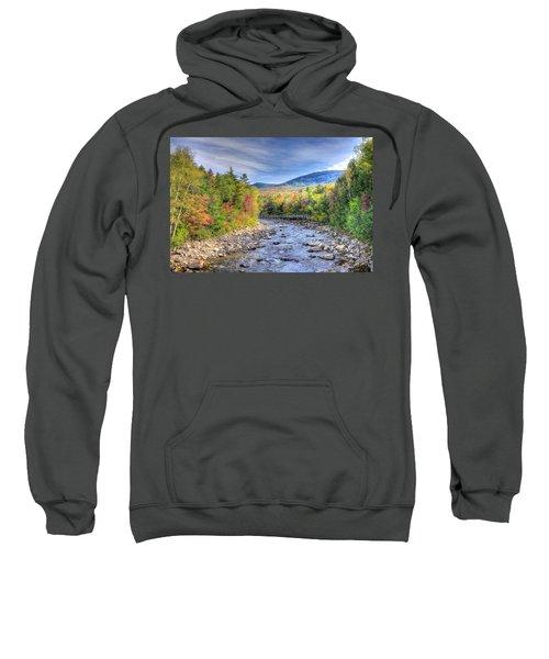 Autumn In New Hampshire Sweatshirt