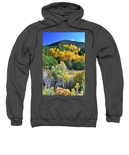 Autumn In The Canyon Sweatshirt