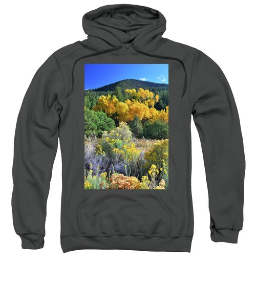 Autumn In The Canyon Sweatshirt