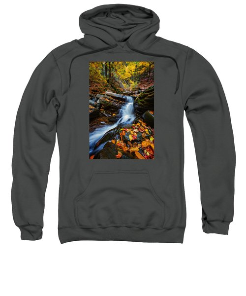 Autumn In The Catskills Sweatshirt