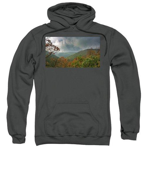 Autumn In The Ilsetal, Harz Sweatshirt
