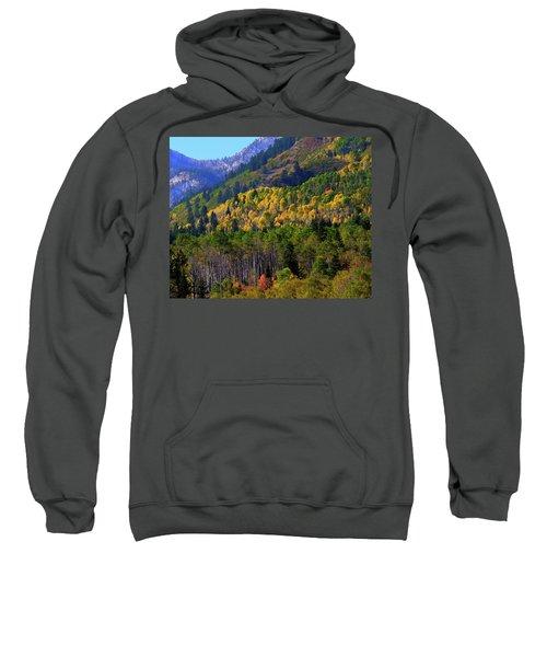 Autumn In Utah Sweatshirt
