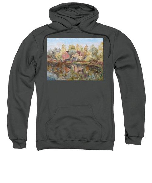 Autumn Lake Sweatshirt
