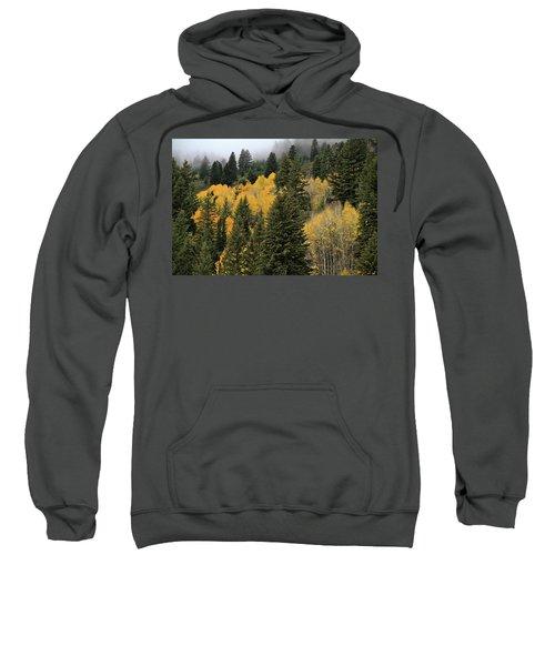 Autumn Mist, Owyhee Mountains Sweatshirt