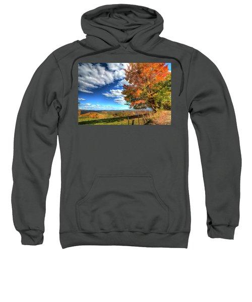 Autumn On The Windfall Sweatshirt