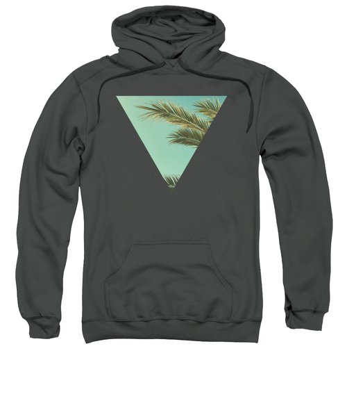 Autumn Palms II Sweatshirt