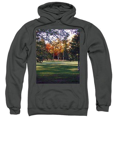 Autumn Park Sweatshirt