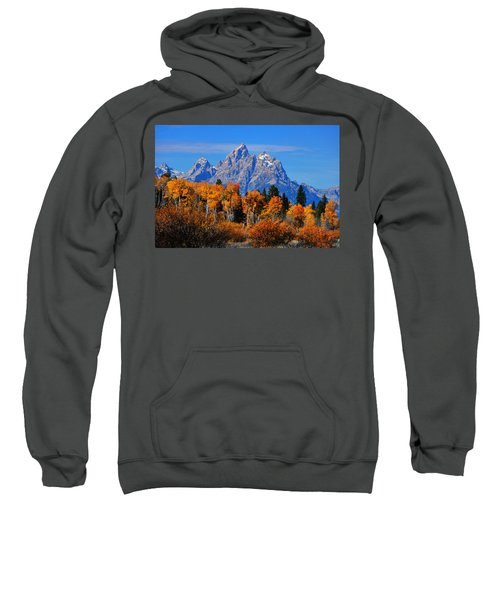 Autumn Peak Beneath The Peaks Sweatshirt