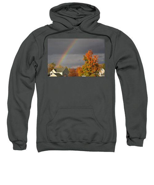 Autumn Rainbow Sweatshirt