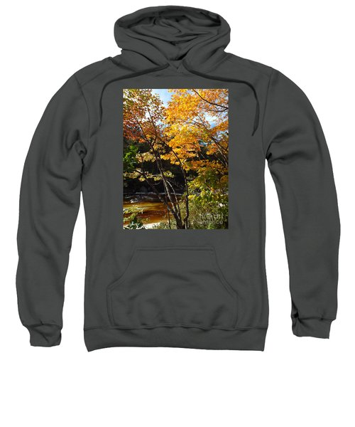 Autumn River Sweatshirt