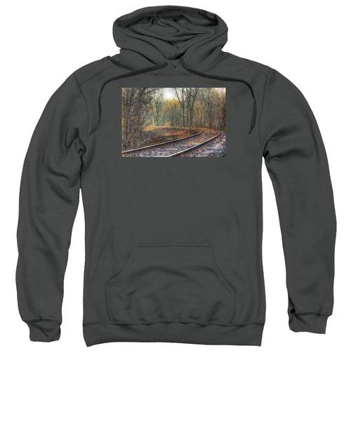 Autumn Tracks Sweatshirt