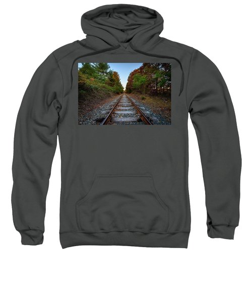Autumn Train Sweatshirt