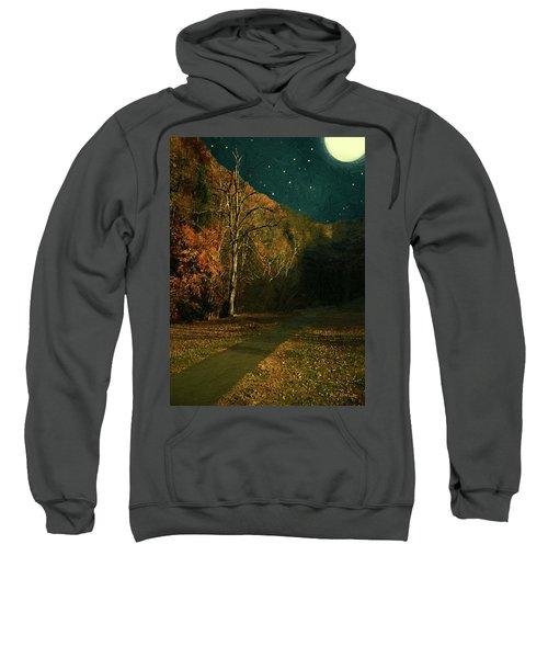 Autumn Tunnel Sweatshirt