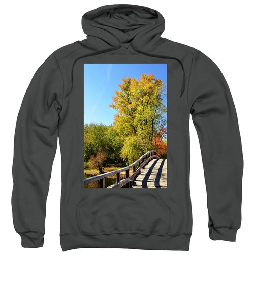 Autumnal North Bridge Sweatshirt