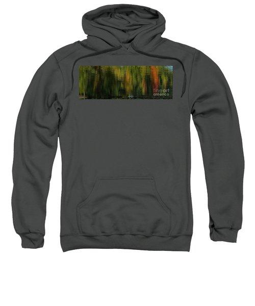Autumnal Reflections Sweatshirt