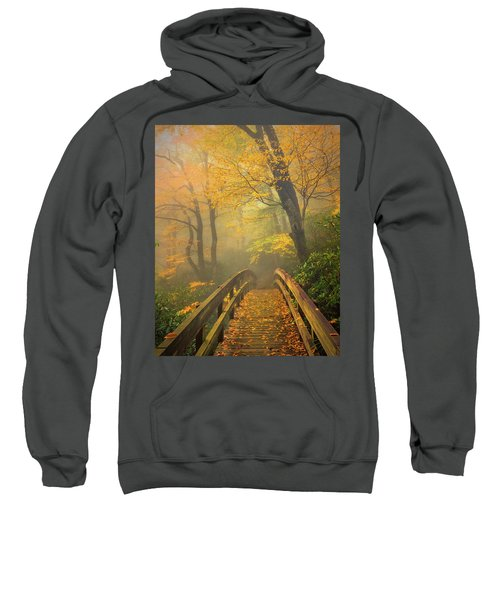Autumn's Bridge To Heaven Sweatshirt