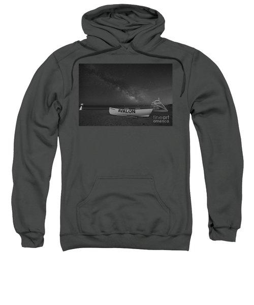 Avalon Milky Way Bw Sweatshirt