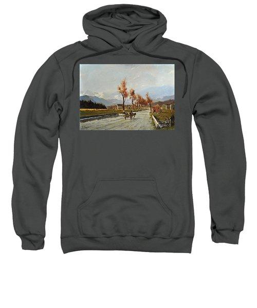 Avellino's Landscape  Sweatshirt