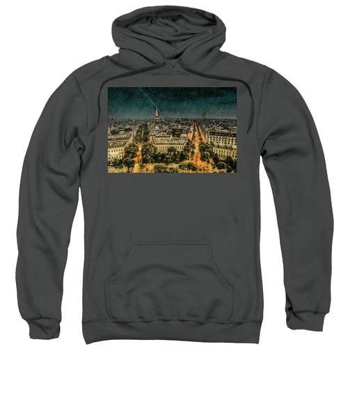 Paris, France - Avenue Kleber Sweatshirt