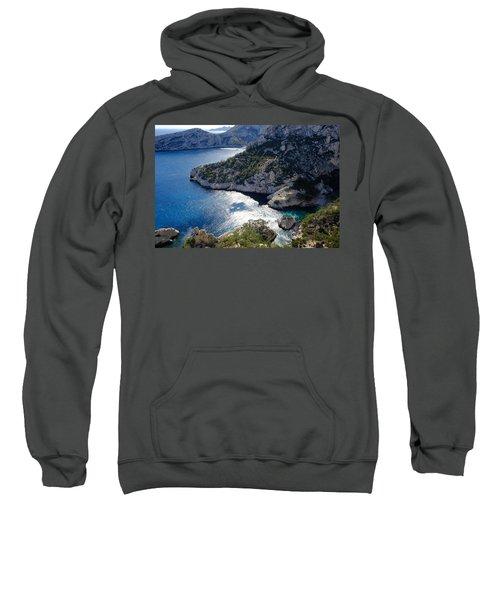 Azure Calanques Sweatshirt
