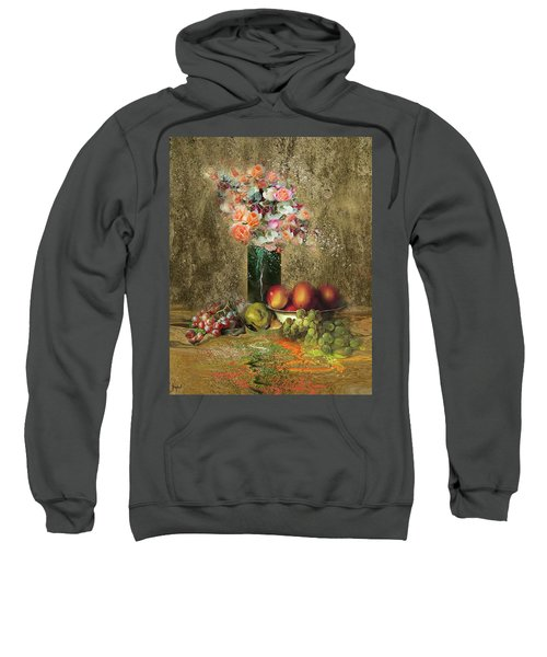 B Composition  Sweatshirt