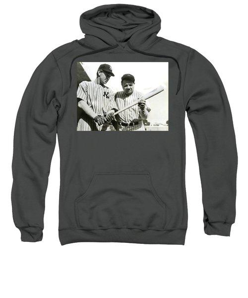 Babe Ruth And Lou Gehrig Sweatshirt