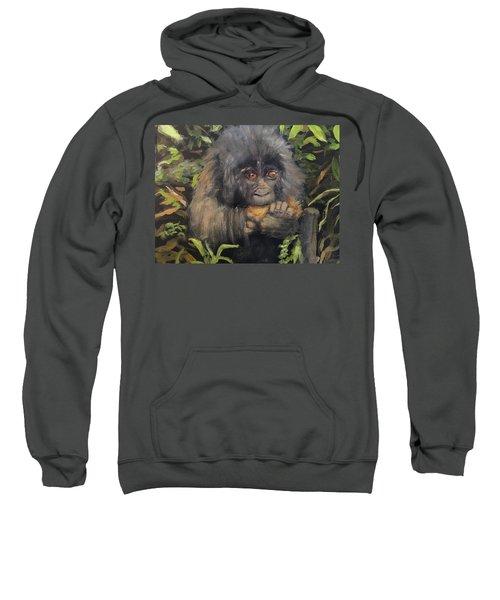 Baby Gorilla Sweatshirt