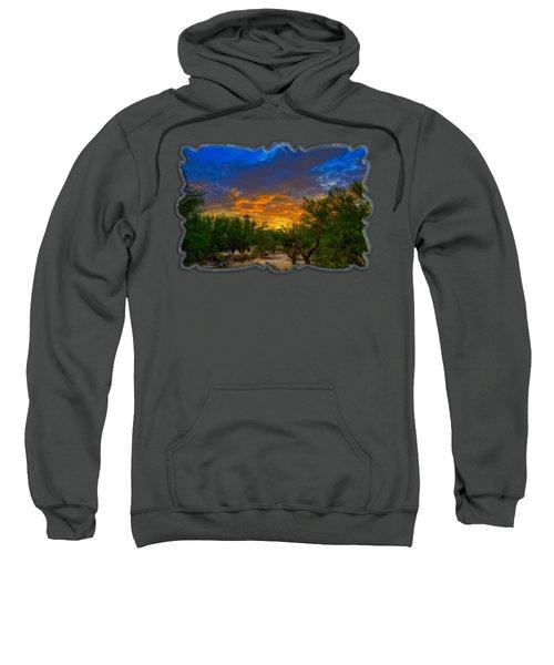 Back Alley Sunset H35 Sweatshirt