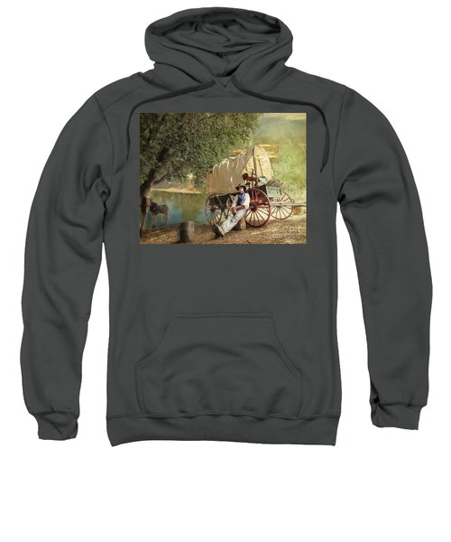Back Country Camp Out Sweatshirt