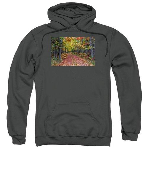 Back Road Color Tour  Sweatshirt