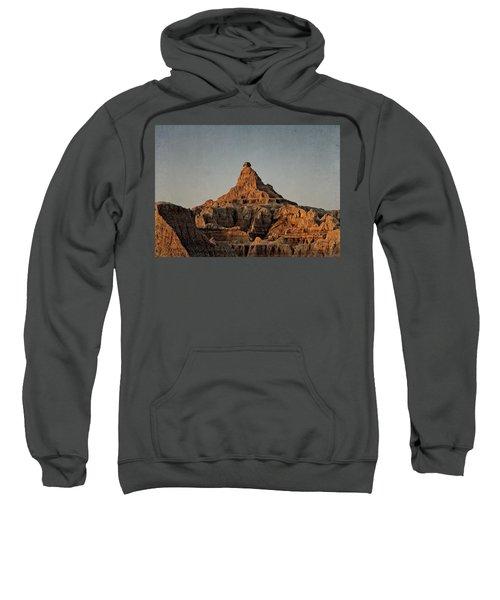 Badlands At Sunrise Sweatshirt