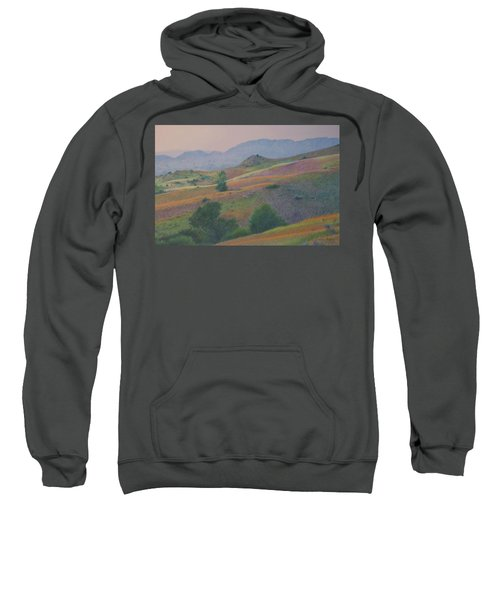 Badlands In July Sweatshirt
