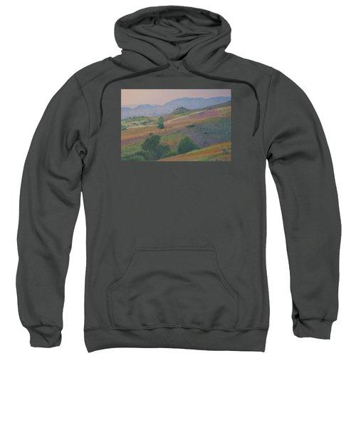 Badlands In July Sweatshirt