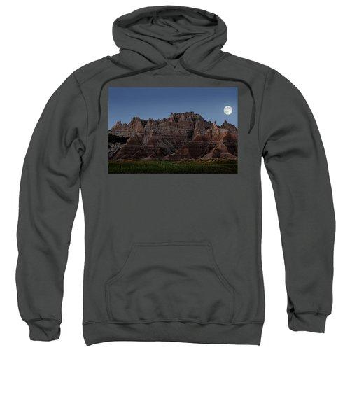 Badlands Moon Rising Sweatshirt