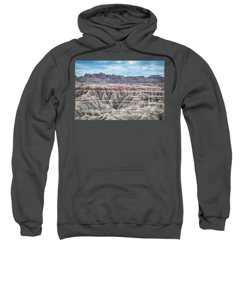 Badlands National Park Vista Sweatshirt