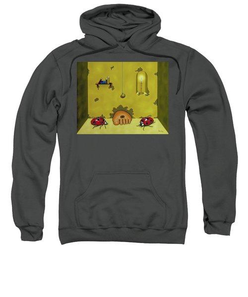 Badminton By Candlelight Sweatshirt