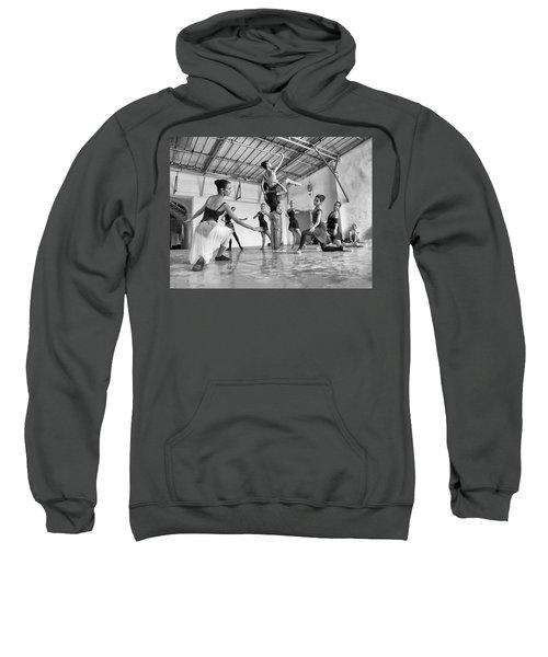 Ballet Practice - Havana Sweatshirt