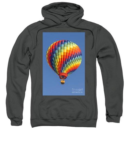Ballooning In Color Sweatshirt