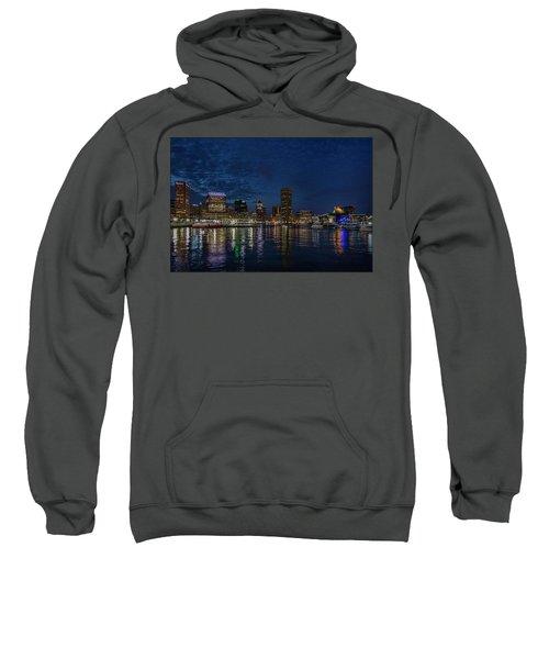 Baltimore Harbor Sweatshirt
