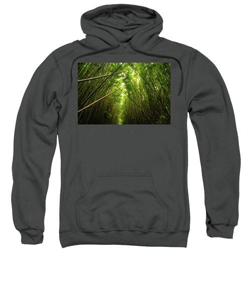 Bamboo Forest Sweatshirt