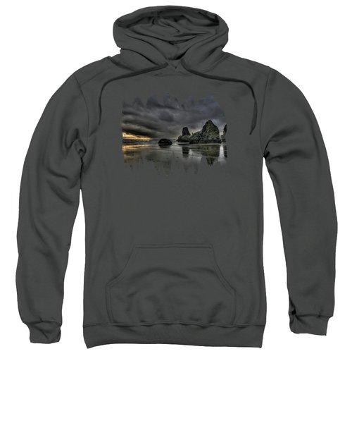 Bandon Beach Storm Sweatshirt