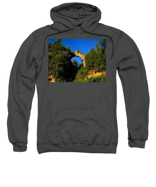 Beneath Arch Rock Sweatshirt